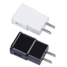 71充美規歐規足2A/1A USB充頭 手機電影適配器 適用N7100等手機