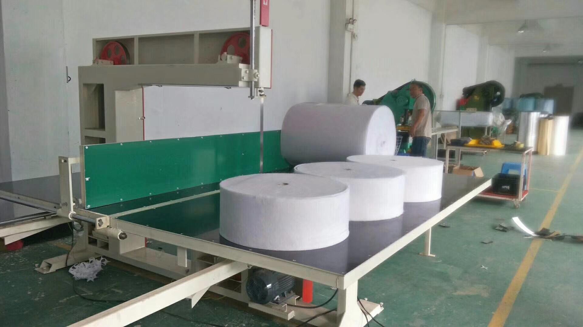 珍珠棉生产现场
