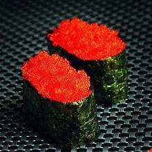 批发速冻调味多春鱼籽400g 日本寿司料理调味鱼籽多春鱼籽