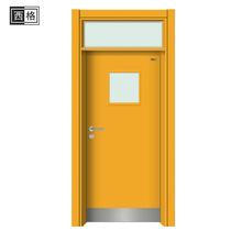 西格厂家专业定制开孔学校门出口 国外教室门教育培训机构室内门