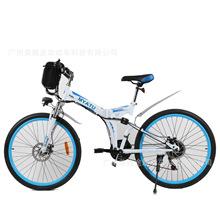实力工厂直销品牌电动车八方中置电机电动自行车助动锂电自行车