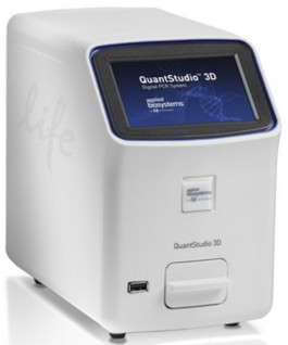 美国Thermofisher QuantStudio-3D PCR仪