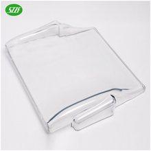 5毫米透明有机玻璃折弯 加工来图加工成型 厂家直销 免费打样