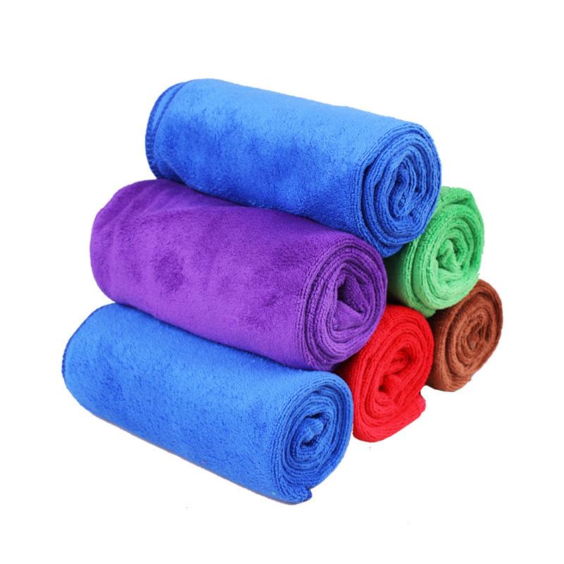 360平方30 70加厚磨絨洗車毛巾 吸水擦車巾不掉毛4S店洗車店專用