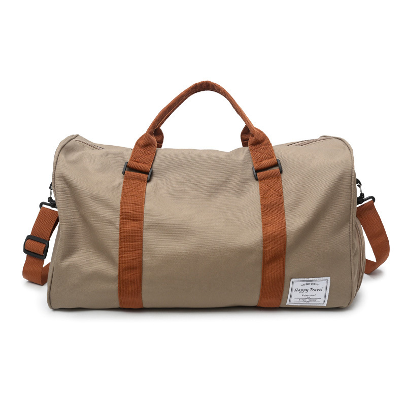 批发新款时?#34892;?#26446;包男士健身包休闲运动旅行包logo手提包一件代发