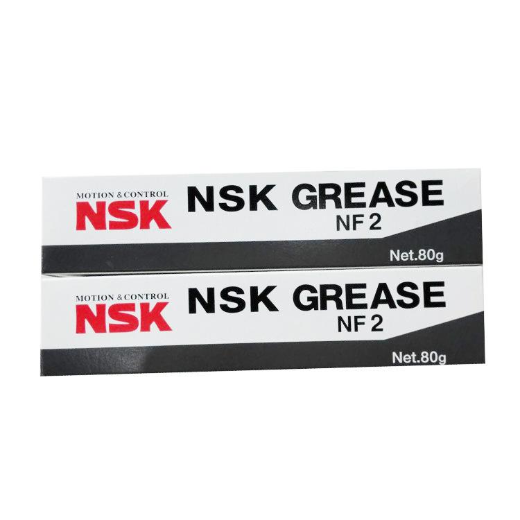 直线滑轨滚珠螺杆用NF2合成碳化氫油 耐磨擦腐蚀低污染润滑油脂