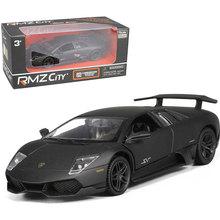 裕丰 1:36兰博基尼670合金车汽车模型 儿童玩具 哑黑盒装