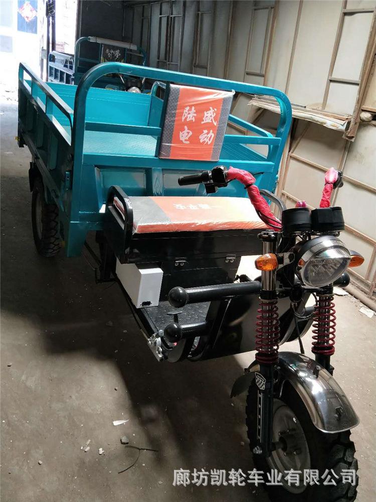 载货电动三轮货车 农用电瓶三轮车