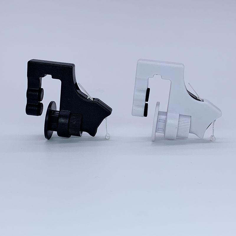 六指连动吃鸡M2425荒野求生辅助金属按键 e9机械快捷射击神器