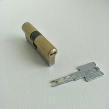包邮防盗门锁芯8把钥匙多轨道曲线锁匠换锁铜芯防暴力防锡纸