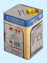 18L鐵方桶 老中口化工方桶化工馬口鐵方罐 可定制馬口鐵包裝罐