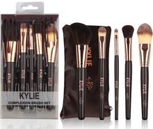 厂家直销 化妆工具 5支化妆刷 kylie化妆刷套装 眼部套刷现货盒装