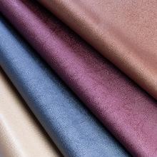 義烏廠家 魔鬼魚紋pu皮革裝飾軟包面料沙發硬包材料人造皮革批發