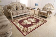 欧式印花地毯宫廷客厅北欧茶几卧室床边门厅玄关阳台厨房书房进门