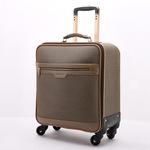 商务拉杆箱16寸登机箱万向轮男旅行箱20寸皮箱小行李箱18一件代发