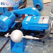 三柱塞高压泵 往复泵清洗试压注水泵  柴油驱动大管道试压专用高