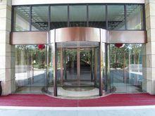 专业安装自动感应门、超市平开门、酒店旋转门、门禁、钢化玻璃平