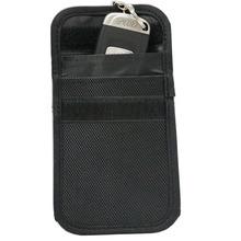 工厂直销汽车钥匙信号屏蔽袋 银行卡防消磁防盗袋 手机辐射包