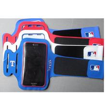亞馬遜袖標定制運動手腕包手機運動臂帶手臂包跑步手臂包運動臂套