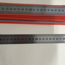 厂家直销现货30cm钢尺直尺公英双制不锈钢直尺