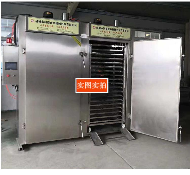 隧道式烘干炉_供应隧道式烘干炉双开门式烘干炉食品烘干炉现货销售