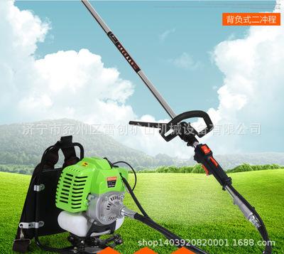 锄地机背负式 汽油开沟机 果园菜园施肥起垄 打草机图片