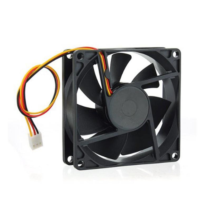 独特的超静音方形风扇设计,散热简单,效率更高 省电设计,功耗低,噪音