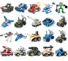JSH我的世界玩具男孩子拼装积木儿童女孩益智兼容乐高村庄矿井10