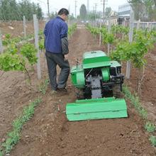 济宁起冉柴油开沟施肥回填一体机 果园开沟起垄机 农用多功能机