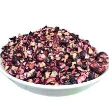 野生蓝莓碎烘焙原料蓝莓干脆无糖无添加500g自制蓝莓酱果酱原味