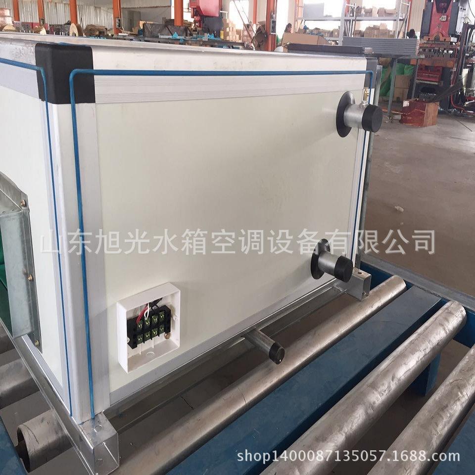 kd(x)系列吊顶式空调机组是中央空调末端系统吊装式空气处理机组.图片