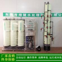 【超纯水】反渗透加混床超纯水处理器 0.5t/h工业除盐水设备