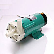 爆款微型磁力驱动循环泵防腐蚀水泵耐酸碱化工泵MP-30R/RM/RX/RXM