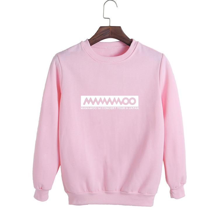 MAMAMOO 1st CONCERT TOUR Sweatshirt