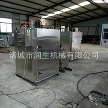 供应小型50型烟熏炉/烤肉腊肠哈尔滨红肠烟熏设备