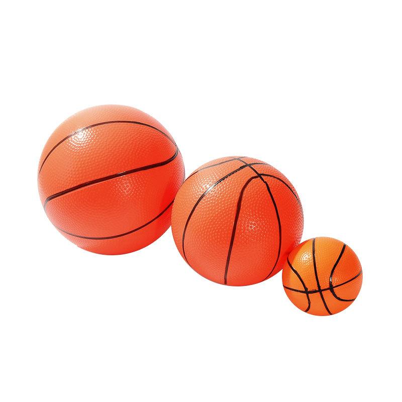 批发小皮球 儿童充气小篮球PVC弹力球 宝宝拍拍皮球 玩具球西瓜球