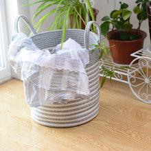 厂家直销脏衣服收纳筐衣物脏衣篓洗衣篮家用玩具收纳篮脏衣收纳框