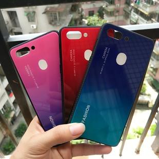 新款小米8渐变版手机壳9h探索钢化玻璃壳红米6简约保护套iphone7keep不能用网图片