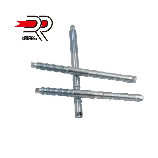 厂家直销新型定型碳钢倒锥形化学锚栓高强度国标化学膨胀螺栓
