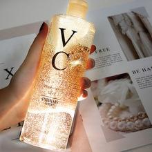 跨境专供比芭美泰国VC爽肤水收缩毛孔保湿柔肤水500ml护理化妆水