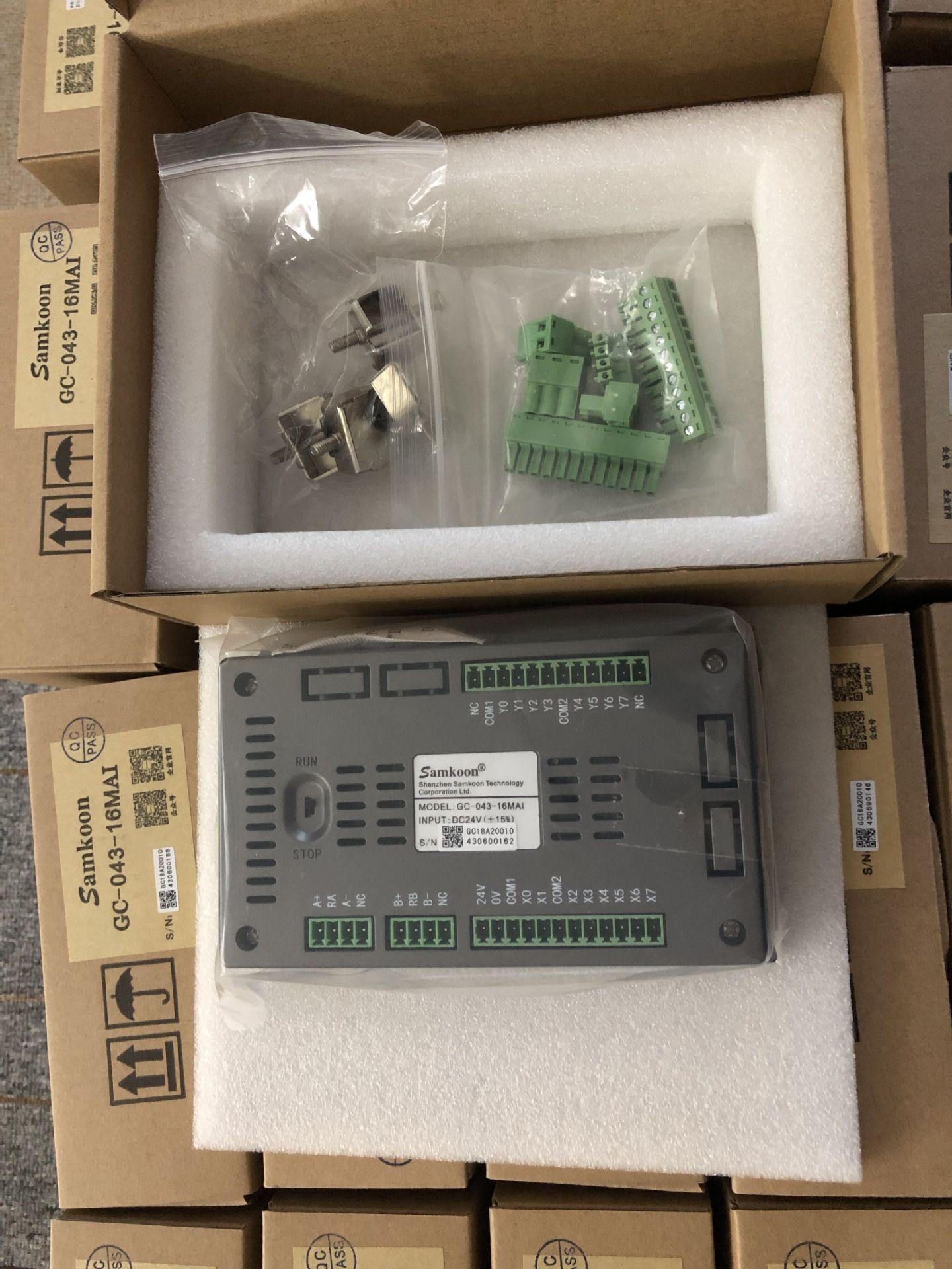 GC-043-16MAI 深圳Samkoon显控GC系列一体机 带模拟量输入