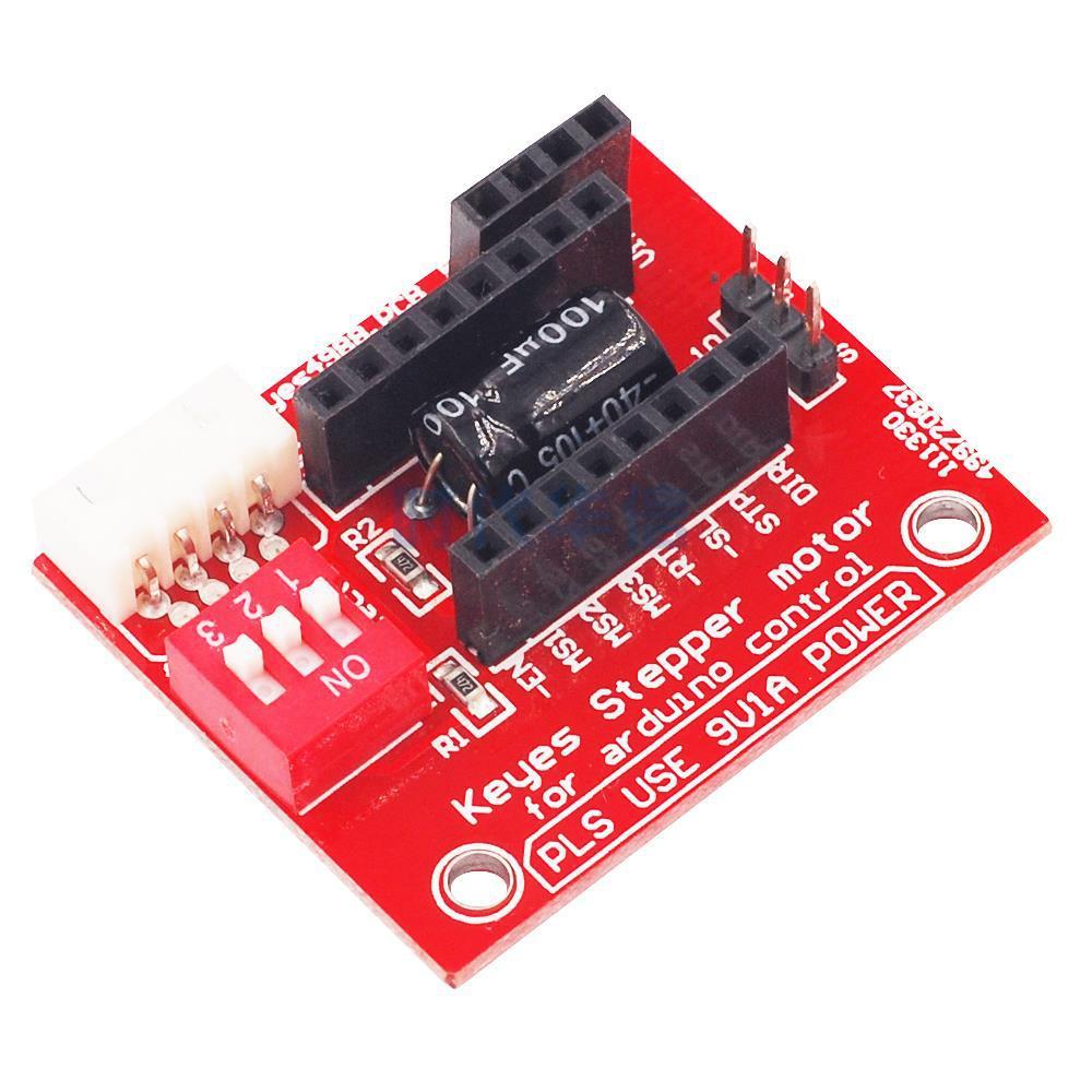 3D打印机 A4988/DRV8825步进电机驱动控制板/扩展板