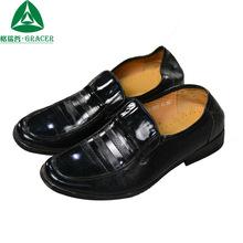 非洲现货旧男鞋批发尼泊尔 摩尔多瓦 ?#21487;?#21830;务正装职业镂空皮鞋