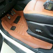生产宝骏510专车专用脚垫后备箱垫全包围汽车脚垫
