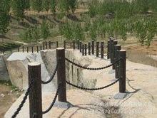 江苏仿木护栏 水泥仿木护栏 grc河道仿木护栏 厂家专业制作