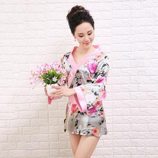 睡衣情趣外贸情趣和服日本内衣遇到v睡衣情趣性感可爱睡衣的制服买是女情趣用品图片