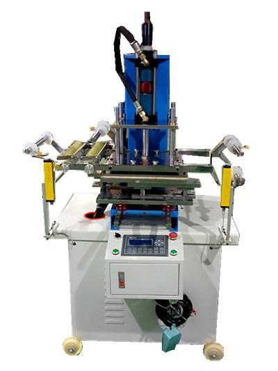 广东油压烫金机厂家生产礼盒烫印机双工位液压烙印机自动压痕机