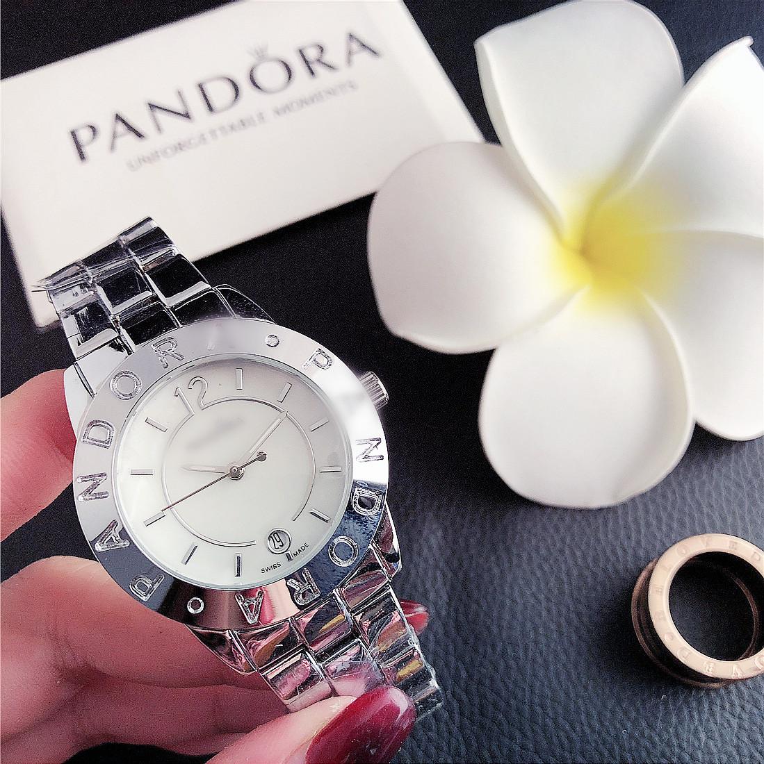 日内瓦新款钢表潮流女士手表 时尚商务休闲石英表韩版时装表