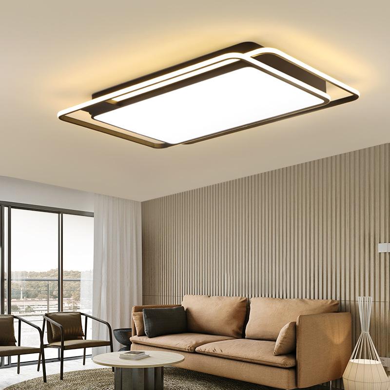 灯具套餐组合现代简约大气家用三室两厅客厅灯Led吸顶灯2019新款