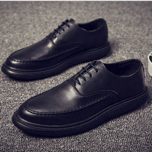 跨境Pointed Formal Dress Shoes For Men Wedding Business Snea
